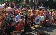 Honfest in Baltimore (` Toshio ') Tags: people usa america band maryland baltimore beehive hampden hon toshio honfest
