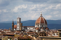 "The Glory of Firenze, or the ""Duomo"" (Captivating Concepts) Tags: architecture italy abroad florence firenze duomo dome renaissance architect religion holy sony brick marble landmark cityscape urban city glory brunelleschi"