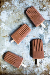 Boozy Bourbon Cocoa Pops (Pamela Greer) Tags: zenandtonic bourbon cocoa cooking food popsicleweek popsicles