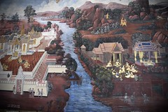 DSC_7494 (Kent MacElwee) Tags: thailand asia southeastasia seasia bangkok bkk watphrakaew templeoftheemeraldbuddha grandpalace watphrasirattanasatsadaram temple buddhist ramayana ramakien