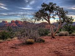 Sedona Landscape (KnightedAirs) Tags: arizona mountain rock digital canon photography photo sedona grand powershot epic hdr formations s100