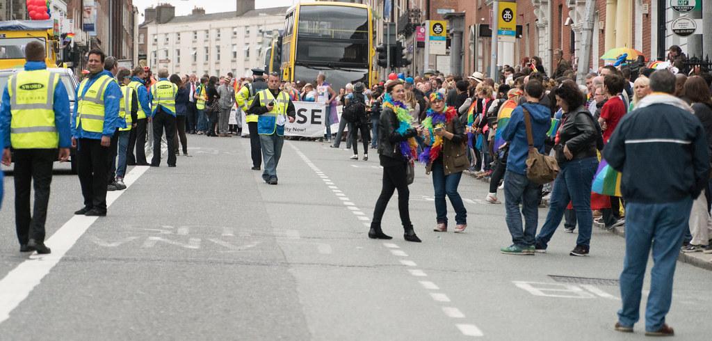 PRIDE PARADE AND FESTIVAL [DUBLIN 2016]-118044