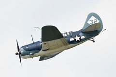 Curtiss SB2C Helldiver (albionphoto) Tags: usa reading kate pa b17 worldwarii mosquito corsair mustang fifi dday flyingfortress b29 superfortress maam curtiss dehavilland p51d helldiver sb2c