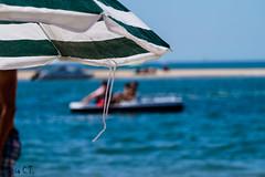 Cordn (Lulu CT) Tags: mar playa verano sombrilla cordn tiempo alegra buen