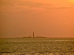 Sunset on Loggerhead Key (nebulous 1) Tags: sunset lighthouse seascape nationalpark nikon drytortugas drytortugasnp nebulous1 sunsetonloggerheadkey