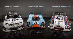 Petersen 119 (msteverphoto) Tags: museum gulf martini automotive racing mans le porsche petersen sachs 935 936 917k