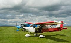 G-ZADA SkyRanger, Scone (wwshack) Tags: scotland scone perthairport egpt skyranger flyuk sconeairport gzada