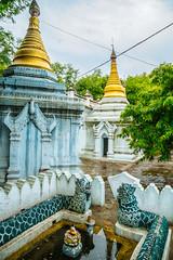 Temple in Myanmar (ReinierVanOorsouw) Tags: reizen myanmar birma burma travelling travel travelstoke reiniervanoorsouw sony sonya7r sonya7rii a7rii asia asya azie mandelay mandalay