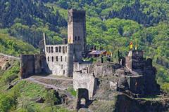 Burg Metternich Beilstein (Heinz Peierl) Tags: natur landschaft wandern mosel belstein