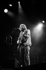 William The Conqueror-24 (redrospective) Tags: blue music white london musicians photography concert guitar live instruments guitarist williamtheconqueror electricguitar spotlights 2016 brooklynbowl 20160621