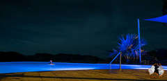 20160322-2ADU-013 Infinity pool mit Blick auf den Lake Argyle
