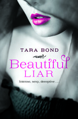 Review: Tara Bond  Beautiful Liar (thecosydragon) Tags: life fiction red black glass up fruit reading one book still strawberry close adult drink background toast champagne beverage young bubbles celebration cocktail alcohol elegant alcoholic success luxury coupe bubbly reviews fizzy carbonated 3stars bookreview thecosydragon