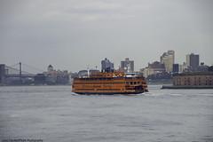 Staten Island Ferry (ExactoCreation) Tags: new york ferry island staten