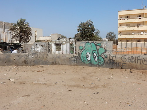 Street Art in Dakar - Sénégal