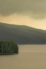 Secluded (Cozmin.Preda) Tags: laculvidra romania ngc tamron teamsony mountains lake sky clouds art minimalsim