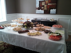 High tea (Doe Eyed) Tags: bridalshower hightea