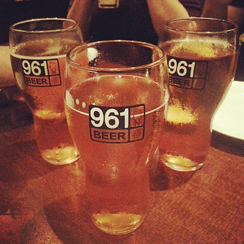 Beer to make Friday nights complete @961beer