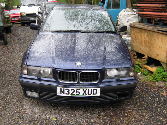 se may bmw 1995 325 tds 2498cc m325xud