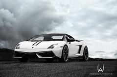 Power of the Lambo (Winning Automotive Photography) Tags: