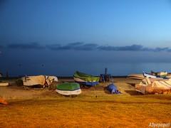 Anochece en la Playa de Rincn de la Victoria (Mlaga) (ASpepeguti) Tags: espaa andaluca spain olympus andalucia costadelsol andalusia malaga mlaga alandalus rincndelavictoria axarqua zd1454mm e620 aspepeguti photomatixpro414 satorgettymomentos