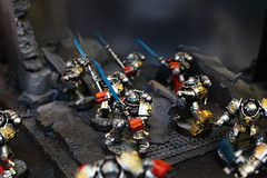 Grey Knights 01 JGOE (Blue Table Painting) Tags: blue painting table grey 40k knights 01 warhammer jgoe