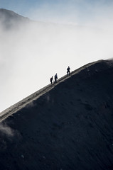 Navigating the rim of Mt Bromo (basvredeling) Tags: travel mist holiday mountains indonesia volcano java crater rim bromo geocity exif:focal_length=135mm exif:iso_speed=160 exif:make=pentax camera:make=pentax geostate geocountrys exif:aperture=80 camera:model=pentaxk5 exif:model=pentaxk5 exif:lens=smcpentaxda18135mmf3556edalifdcwr