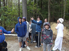Eighth Grade Goes to Bryn Mawr (Ross School) Tags: school building students rock outside ross student team respect pennsylvania group climbing upper retreat environment safe lead obstacle leadership bryn brynmawr activities cooperation courses mawr competitions ziplining upperschool rossschool