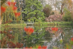 Monet's Garden At Giverny (snap713) Tags: postcards monetsgardensatgiverny