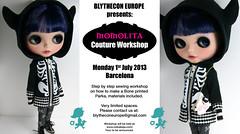 Momolita Couture Workshop!
