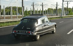Citron DS 23 IE Pallas 1972 (XBXG) Tags: auto old france classic netherlands car vintage french automobile ds nederland citron voiture 23 ie 1972 paysbas tiburon ancienne pallas tiburn snoek citronds desse franaise strijkijzer