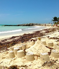 IMG_1697 (ParkerFamilySeattle) Tags: beach keywest sandcastle photostream fortzacharytaylor