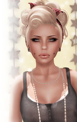 Pin Up (Truth Model Search) (-Coral-) Tags: life portrait up fashion 3d pin mesh avatar sl secondlife virtual second lotd