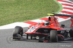 Ryan Cullen in Sunday's GP3 Race at the 2013 Spanish Grand Prix (MarkHaggan) Tags: cars sport race sunday motorracing motorsport cullen circuitdecatalunya gp3 marussia ryancullen marussiamanor 2013spanishgrandprix