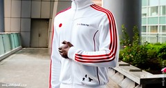The Miraculous Adidas Originals Tokyo 2 Track Top by EnLawded (The Lawd for EnLawded) Tags: world fashion sport japan vintage japanese tokyo fan blog kyoto style gear retro collection originals celebration imperial nippon osaka greatest adidas prefecture item swag rare exclusive kanto collector garment honshu ogasawara izuisland uploaded:by=flickrmobile flickriosapp:filter=nofilter enlawded