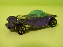 1967 Beatnik Bandit 1 (SKYNET_2029) Tags: hot wheels bandit redline beatnik