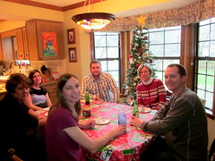 Angie, Mom, Kelly, Chad, Stacie, and Todd (j33pman) Tags: christmas mom stacie chad angie kelly todd