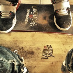 Landyachtz (DJVAQ) Tags: night shoes long surf board nine 9 bamboo longboard sector late flex adidas muddy wedge grungy longboards longboarding landyachtz landayachtz