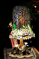 Tiffany lamp - 3 (Peter Denton) Tags: art beauty d