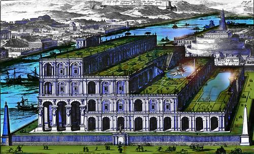 "Jardines colgantes de Babilonia • <a style=""font-size:0.8em;"" href=""http://www.flickr.com/photos/30735181@N00/8744289771/"" target=""_blank"">View on Flickr</a>"