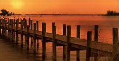 Summer Nights (BethHarcek - Back on Track) Tags: nature water topv111 marina sebastian florida topv777 indianriver blinkagain bestofblinkwinners blinksuperstars