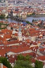 Prague (Andrew Eberlin) Tags: leica prague praha charlesbridge m9 redroofs 75mm summarit