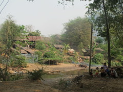 2013-03-27-03-27-21_87D2FC7C-1005-4607-AB76-AE3FA37CEE04 (offthebeatenboulevard) Tags: thailand maesot burmeseborder karenpeople maelarefugeecamp