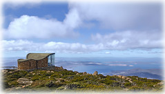 Mt Wellington View - take 2 (Eugen Naiman) Tags: australia tasmania hobart mountwellington
