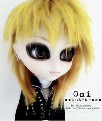 VANGUARD  Omi (J-Rock dolls) Tags: music japan japanese doll dolls ooak customized pullip custom jrock pullips omi vanguard  existtrace