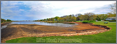 Lake Como Draining NJ Shore (Mike Black photography) Tags: county new blue red usa lake black como green beach mike water weather saint canon lens francis is spring image decay sandy iii hurricane nj shore e jersey monmouth getty l submerged belmar assisi facebook 2x 800mm 400mm isn superstorm handheldsupertelephotoextender