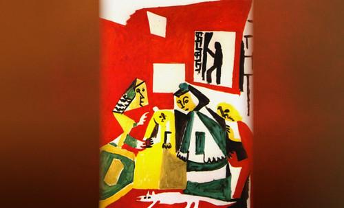 """Meninas, iconósfera de Diego Velazquez (1656), estudio de Francisco de Goya y Lucientes (1778), paráfrasis y versiones Pablo Picasso (1957). • <a style=""""font-size:0.8em;"""" href=""""http://www.flickr.com/photos/30735181@N00/8746860427/"""" target=""""_blank"""">View on Flickr</a>"""