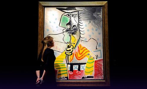 """Mosqueteros, perceptualización de Rembrandt Hamenzoon van Rijn (1640), deconstrucción minimalista de Henri Matisse (1903), transfiguración de Pablo Picasso (1969). • <a style=""""font-size:0.8em;"""" href=""""http://www.flickr.com/photos/30735181@N00/8746872379/"""" target=""""_blank"""">View on Flickr</a>"""
