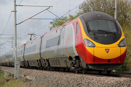 390152 Virgin Trains Pendolino