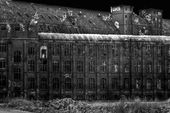 Lost place (michael_hamburg69) Tags: brick abandoned factory fabrik backstein clinker lostplaces