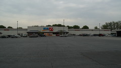 Saginaw, MI's Only Kmart 6 (clipperpistonfan27) Tags: building shop retail shopping exterior michigan sears kmart saginaw